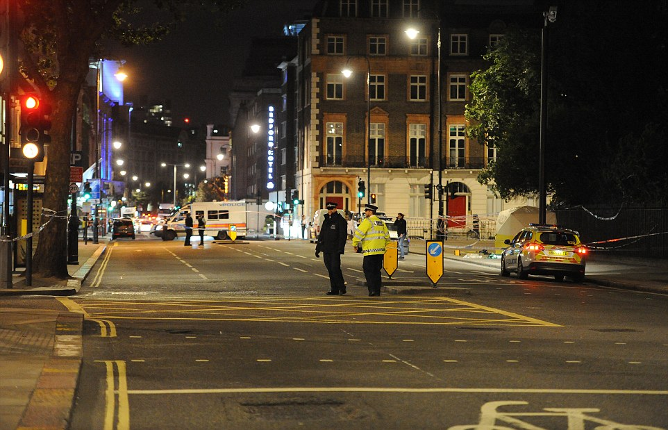 russell sqaure crime scene                       ---------------------------------please use byline    PALACE LEE