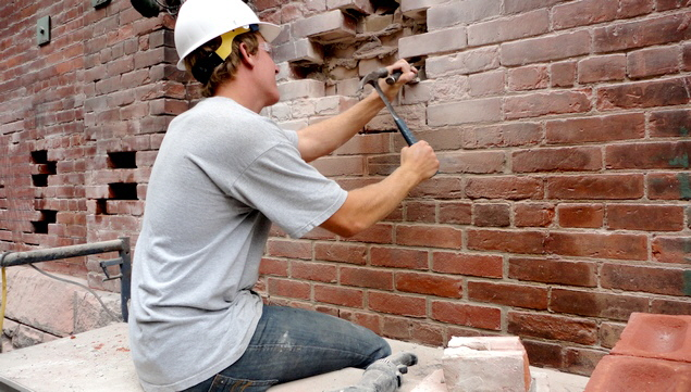 Bricklayers---Bricklaying
