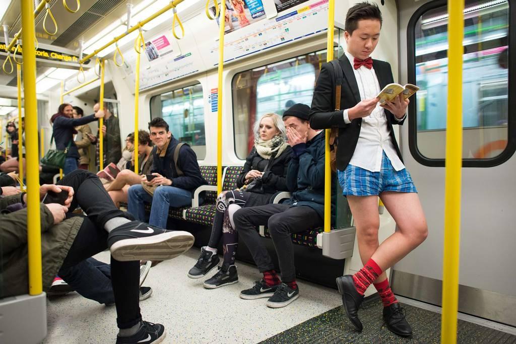 nadrág nélküli metrózás napja 3