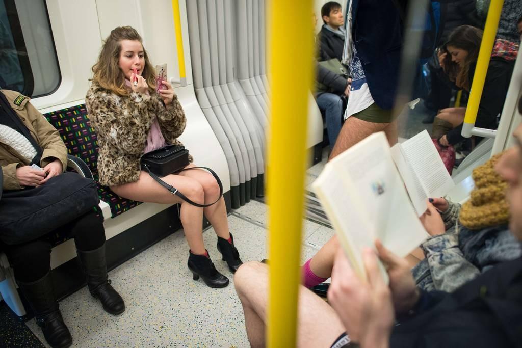 nadrág nélküli metrózás napja 4