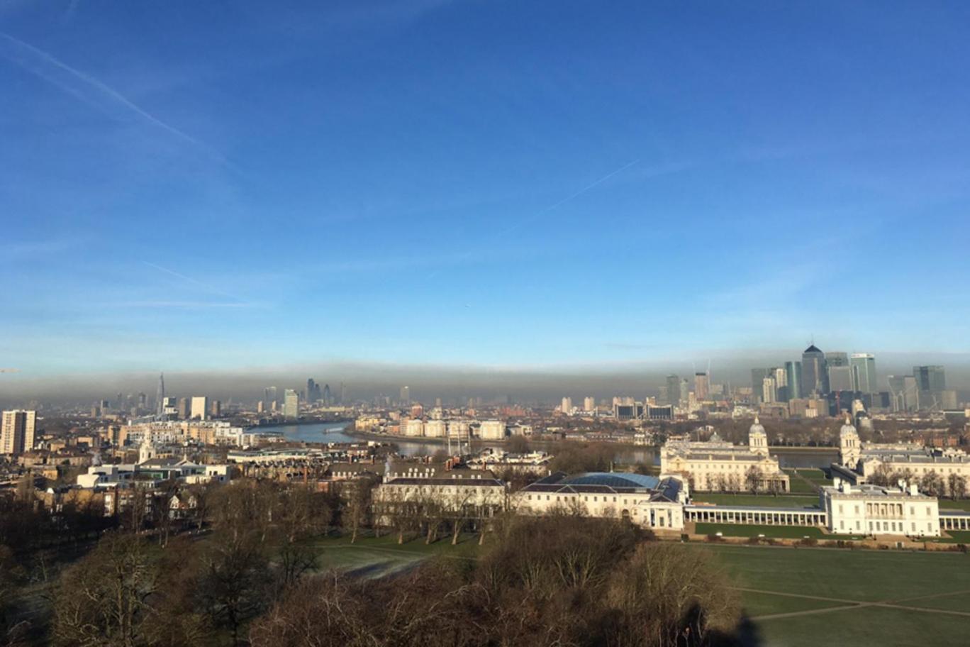 smogwarning