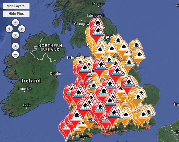 uk warning